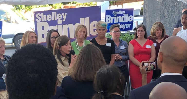Democrat fundraising event at Sheelen's Crossing, Fanwood NJ